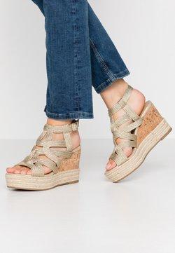 Bullboxer - High Heel Sandalette - gold
