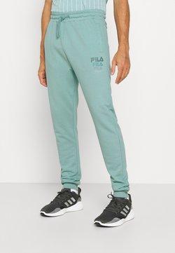 Fila - GAVIN PANTS - Jogginghose - cameo blue