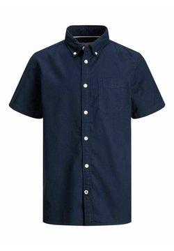 Jack & Jones Junior - Vapaa-ajan kauluspaita - navy blazer