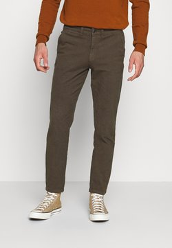 Jack & Jones - JJIMARCO JJKENSO - Trousers - otter