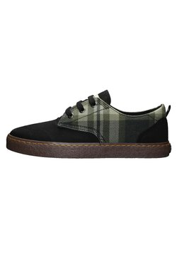 Ethletic - FAIR BRODY - Sneaker low - tartan mystic green