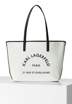 KARL LAGERFELD - Handtasche - white