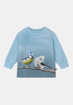 Molo - ELOY UNISEX - Camiseta de manga larga - blue