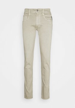 Replay - ANBASS - Jeans slim fit - clay grey