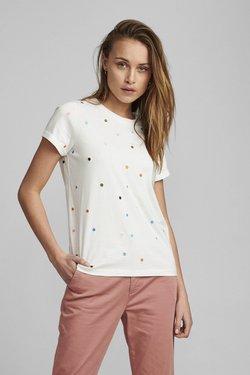 Nümph - NUBRENNAN - T-Shirt print - pristine