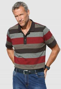 Roger Kent - Poloshirt - oliv,rot