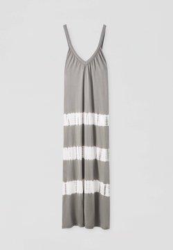 PULL&BEAR - Maxi-jurk - light grey