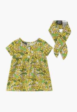Cotton On - BUNDLE MILLY SHORT SLEEVE DRESS HEADBAND - Vestido ligero - multi-coloured