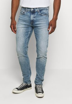 Calvin Klein Jeans - TAPER - Jeans Tapered Fit - light blue