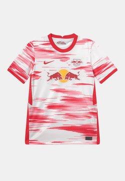Nike Performance - RB LEIPZIG UNISEX - Klubbkläder - white/global red