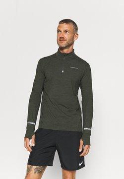 Endurance - TUNE MELANGE MIDLAYER - Koszulka sportowa - rosin