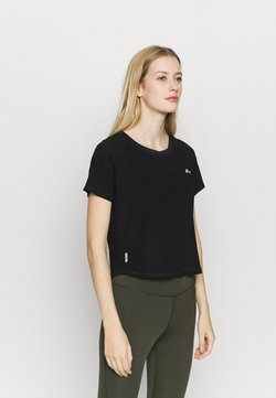 ONLY Play - ONPOMELIA TRAINING TEE - Funktionsshirt - black