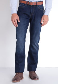 BONOBO Jeans - Straight leg jeans - blue denim