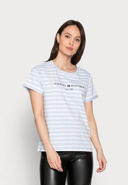 Tommy Hilfiger - T-Shirt print - blue