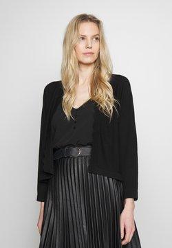 Esprit Collection - BOLERO W LACE - Gilet - black
