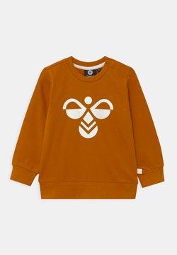 Hummel - LEMON unisex - Sweater - pumpkin spice