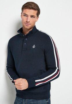 Next - Sweatshirt - dark blue