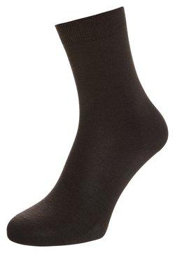 FALKE - FALKE Softmerino Socken - Socken - dark brown