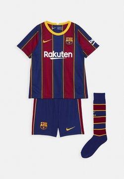 Nike Performance - FC BARCELONA SET - Krótkie spodenki sportowe - deep royal blue/varsity