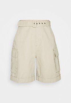 Object - OBJKAREN  - Szorty jeansowe - sandshell