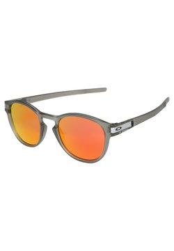 Oakley - LATCH - Solbriller - grey ink/ruby iridium