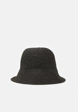 Weekday - BEAM BUCKET HAT - Hatt - black