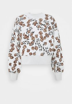 Won Hundred - LILOU CREW  - Sweatshirt - ice flower