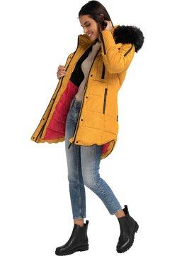 Marikoo - MOONSHINE - Wintermantel - yellow