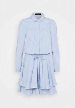 Steffen Schraut - BROOKE FANCY DRESS - Vestido camisero - sky blue