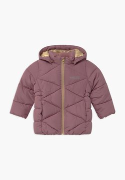 Name it - NMFMILTON PUFFER CAMP - Winterjas - wistful mauve
