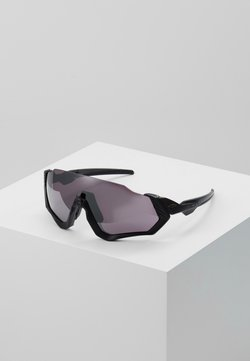 Oakley - FLIGHT JACKET UNISEX - Sportbrille - black