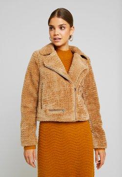 Vero Moda - NANCY  - Winterjacke - tobacco brown