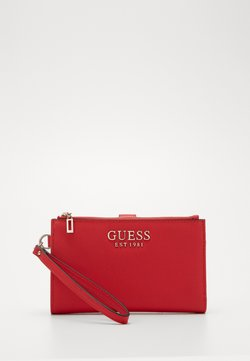 Guess - CHAIN ZIP ORGANIZER - Portefeuille - red