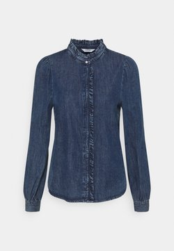 b.young - BYISELLE - Camicia - ligth blue denim