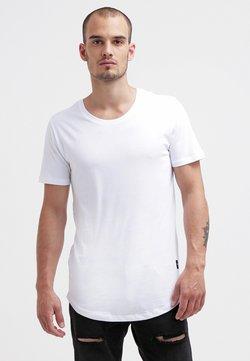 Only & Sons - ONSMATT LONGY TEE - T-Shirt basic - white