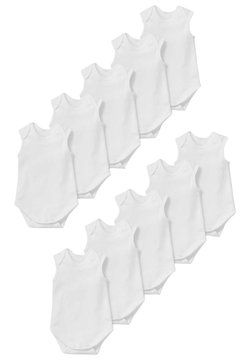 C&A - 10 PACK - Body - white