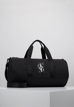 Calvin Klein Jeans - SPORT ESSENTIALS  DUFFLE  - Sporttasche - black