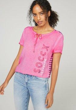 Soccx - Bluse - oriental pink