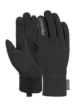 Reusch - Fingerhandschuh - black / silver