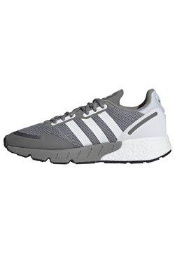 adidas Originals - ZX 1K BOOST SCHUH - Sneakersy niskie - grey