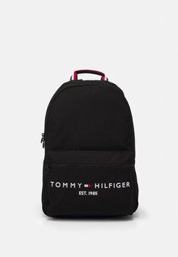 Tommy Hilfiger - ESTABLISHED BACKPACK UNISEX - Reppu - black