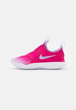 Nike Performance - FLEX RUNNER UNISEX - Zapatillas de running neutras - fire berry/purple pulse/football grey/white
