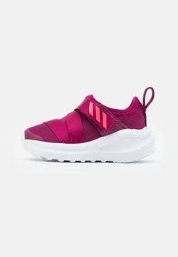 adidas Performance - FORTARUN KIDS NEXT SPORTS RUNNING SHOES UNISEX - Hardloopschoenen neutraal - power berry/signal pink/footwear white