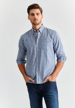 TATUUM - Koszula - dark-blue denim