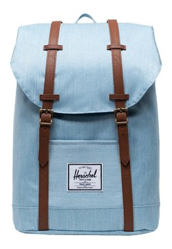 Herschel - RETREAT - Tagesrucksack - light denim crosshatch
