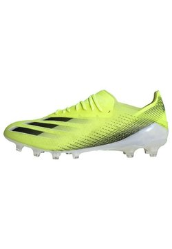 adidas Performance - X GHOSTED.1 AG FUSSBALLSCHUH - Moulded stud football boots - yellow