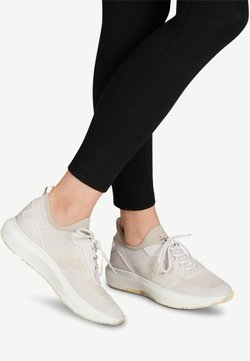 Tamaris Fashletics - LACE-UP - Sneakers laag - shell