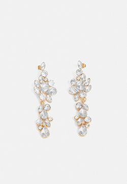 Pieces - PCLULLA EARRINGS - Earrings - gold-coloured