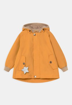 MINI A TURE - WALLY UNISEX - Halflange jas - waxed honey