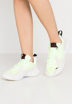 Jordan - DELTA - Sneaker low - barely volt/chile red/black/sail/white